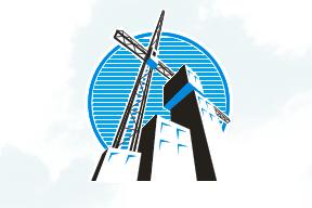Логотип строительного управления №197